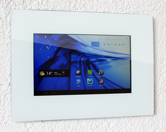 "7.0"" android panel pc"